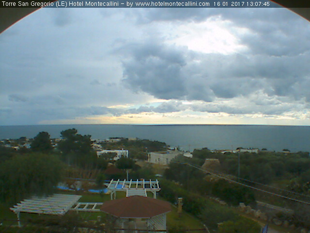 Immagine webcam San gregorio